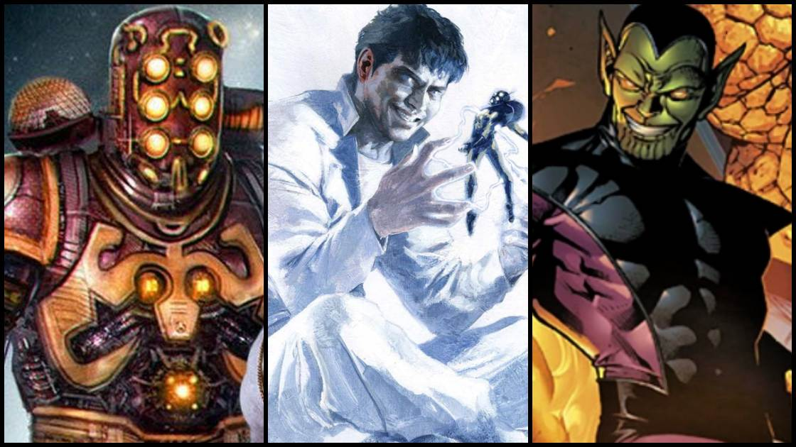 Marvel Comics Most Powerful Alien Avengers
