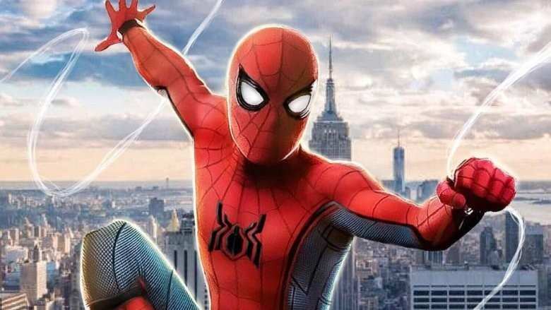 Spider-Man: Far From Home Night Monkey Marvel