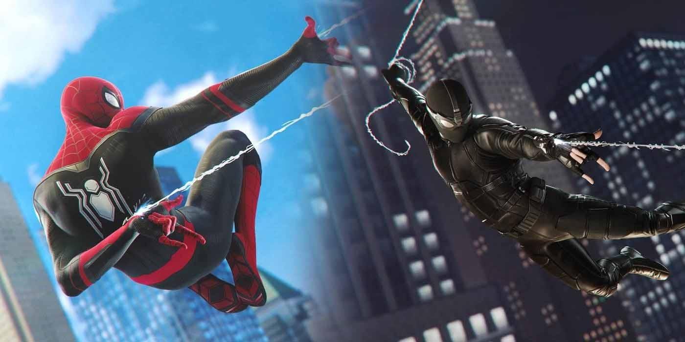 Spider-Man: Far From Home Night Monkey Marvel