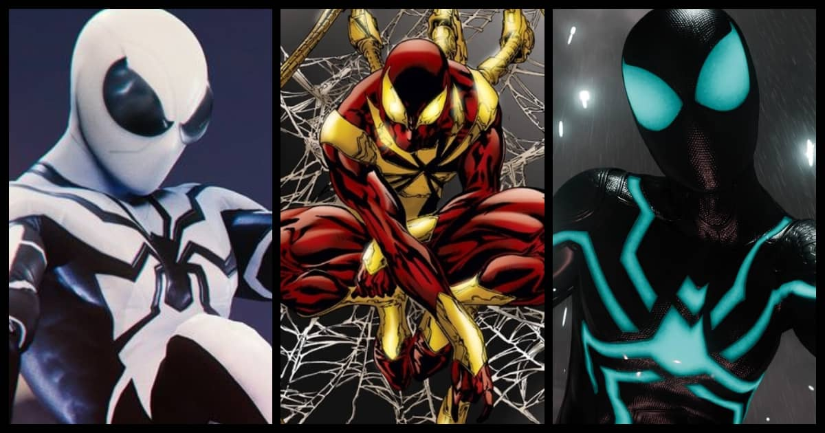Photo of 10 Most Amazing Spider-Man Suits We Want to See Next in MCU