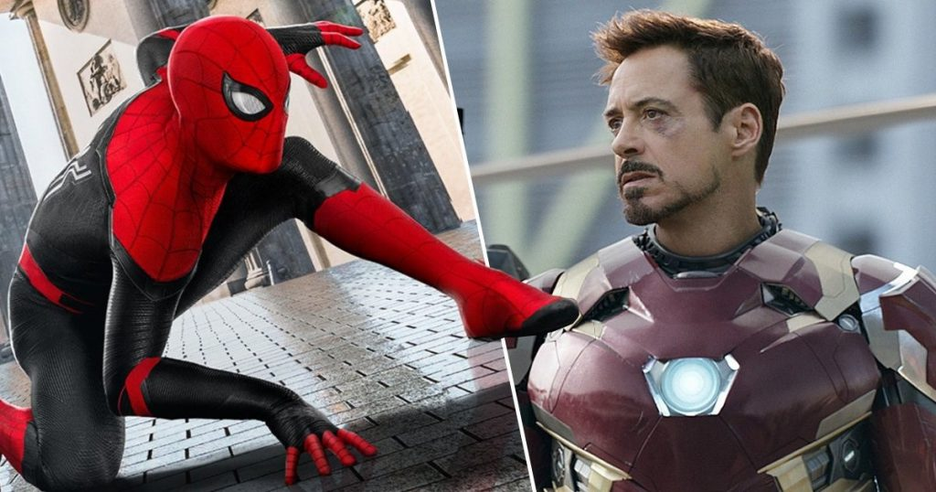 Homecoming Spider-Man: Far From Home MCU