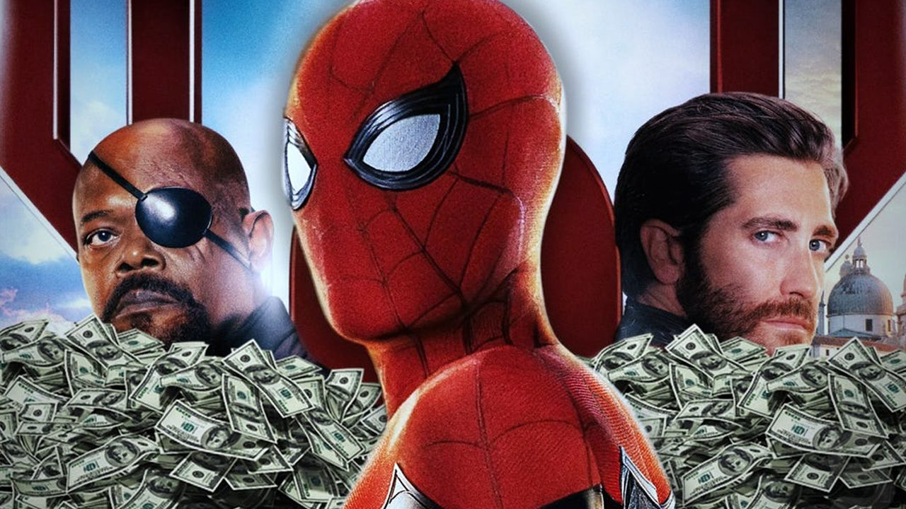 Photo of Spider-Man: Far From Home Hits $1 Billion Worldwide