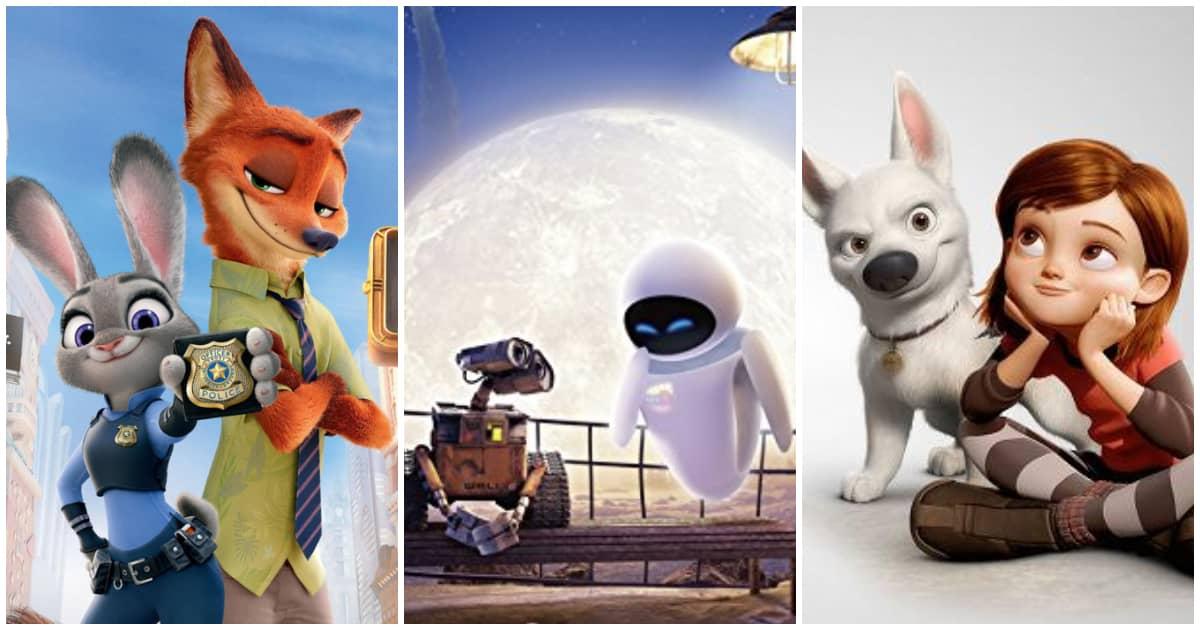 Standalone Animated Disney Movies Ranked