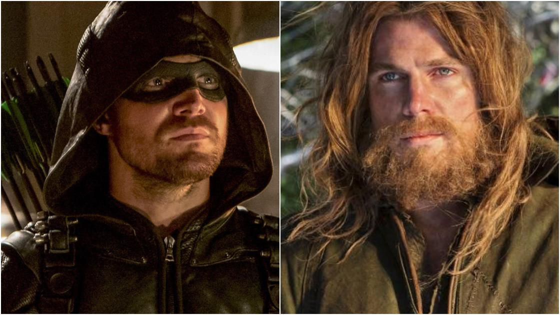 Photo of Stephen Amell Claims Unexpected Return in Arrow Final Season to Make Fans Go Crazy