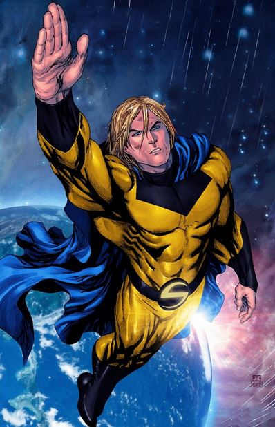 Sentry Marvel Most Powerful Superhero