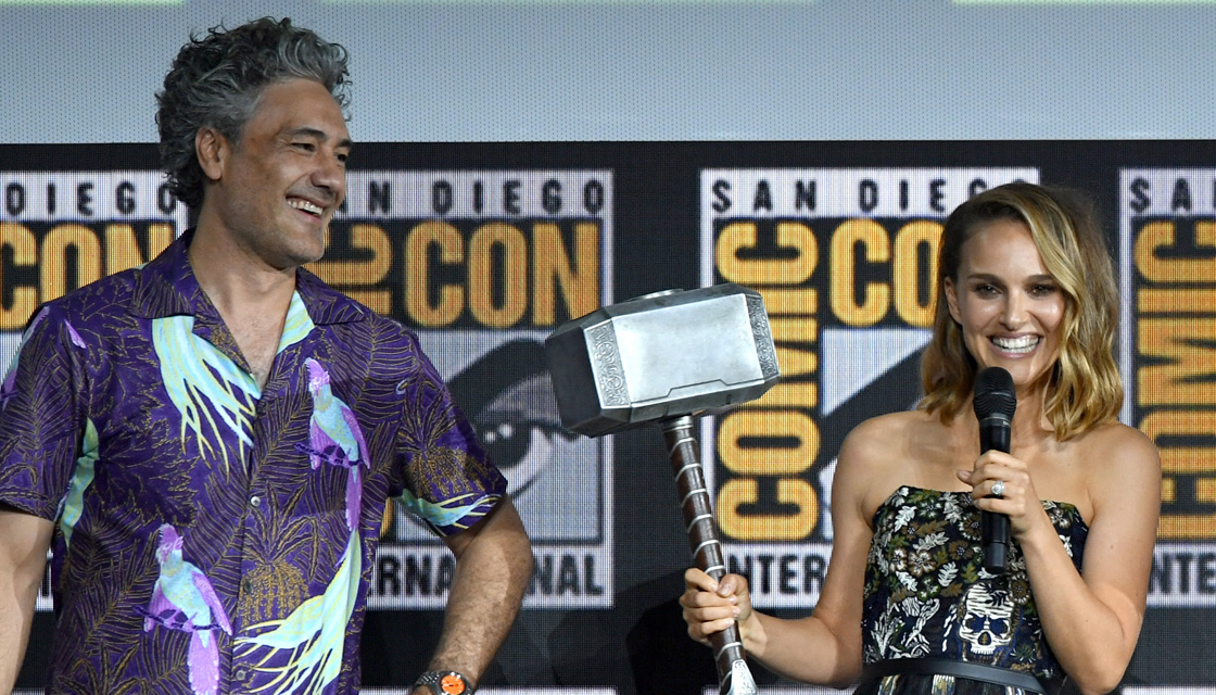 Photo of Taika Waititi Reveals the Correct Name of Natalie Portman's Thor
