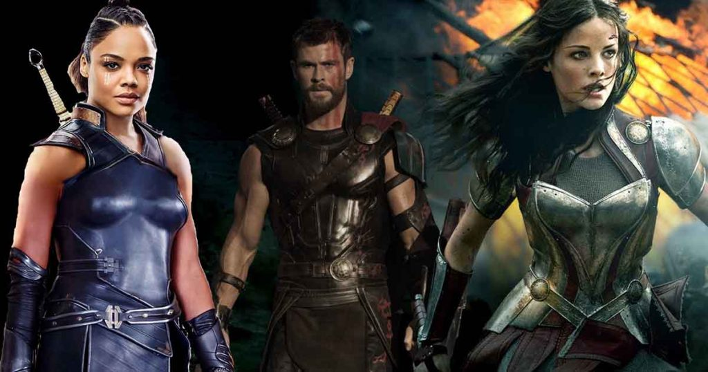 Thor: Love And Thunder Valkyrie Get Her Own Disney+ Series