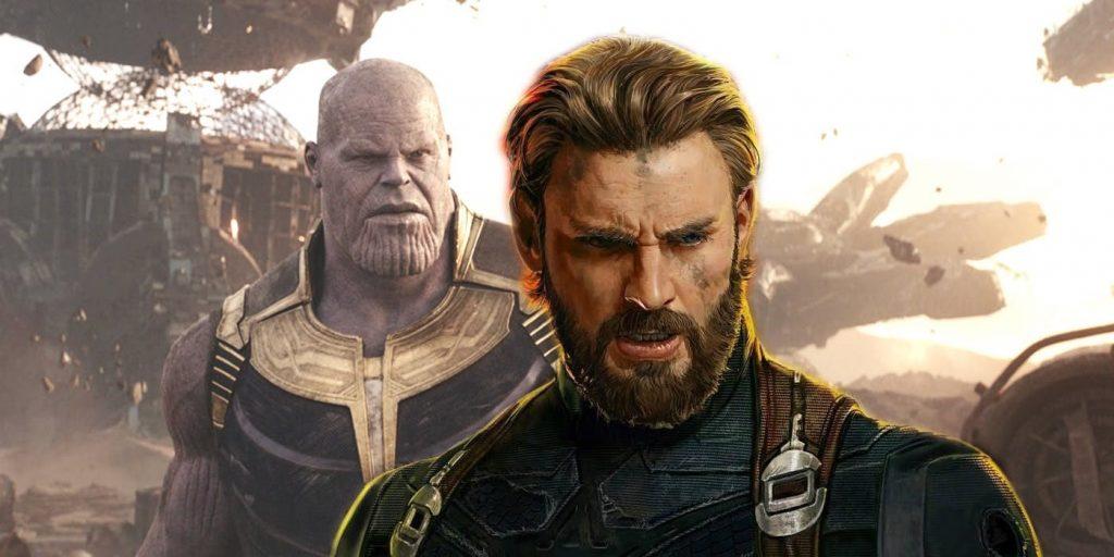 The Avengers Captain America Thor