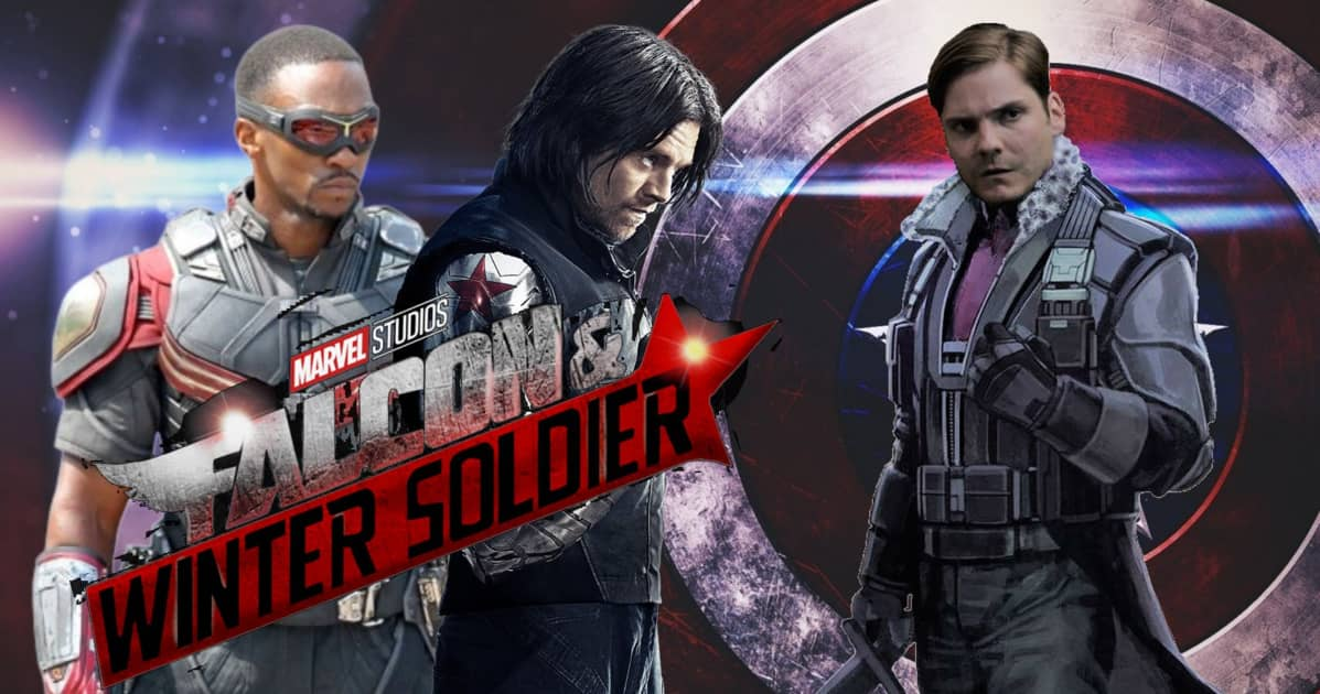 Photo of Falcon & Winter Soldier – Sebastian Stan & Anthony Mackie Post First Photos From Set