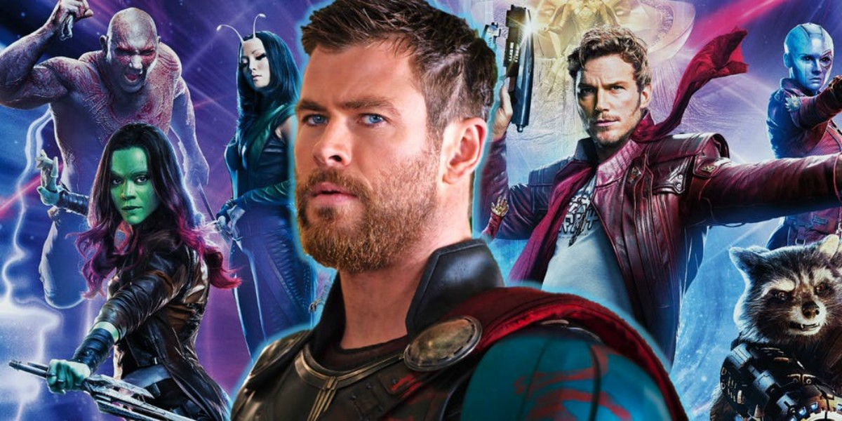 Photo of Thor 4 Could Feature Guardians of the Galaxy Before Vol. 3