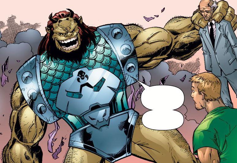 Powerful Super Villains Thor 4