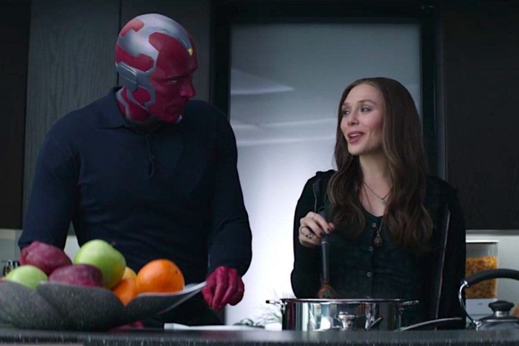 WandaVision Ultron Is Disguised