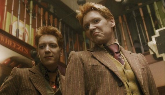 Photo of 10 Things You Didn't Know About The Weasley Twins