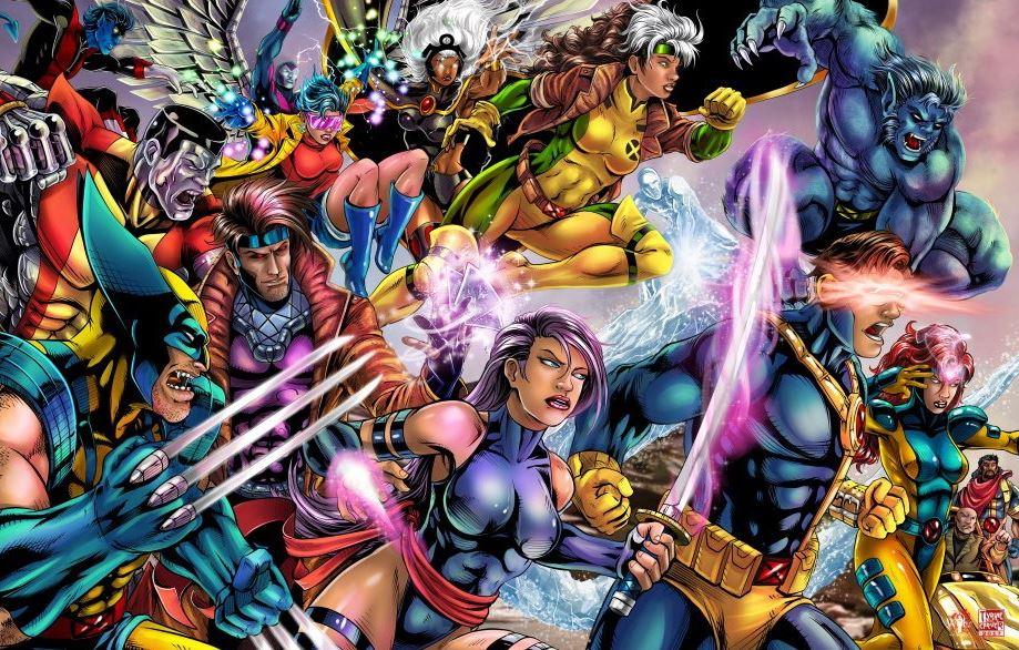 MCU Phase 5 Marvel The X-Men