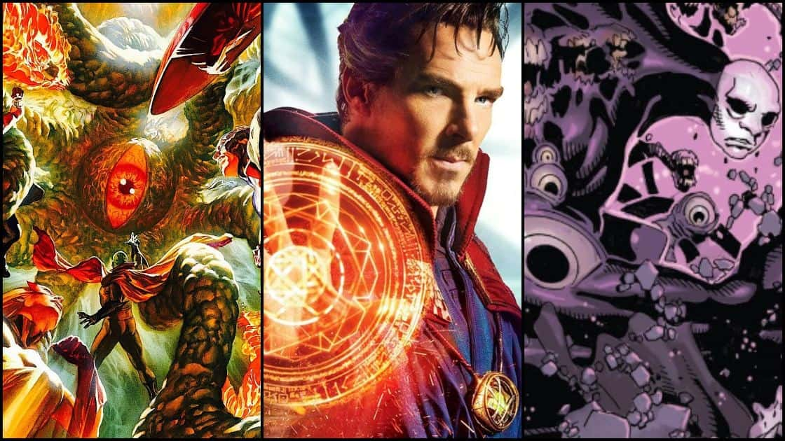 Doctor Strange Magic Based Super Villains