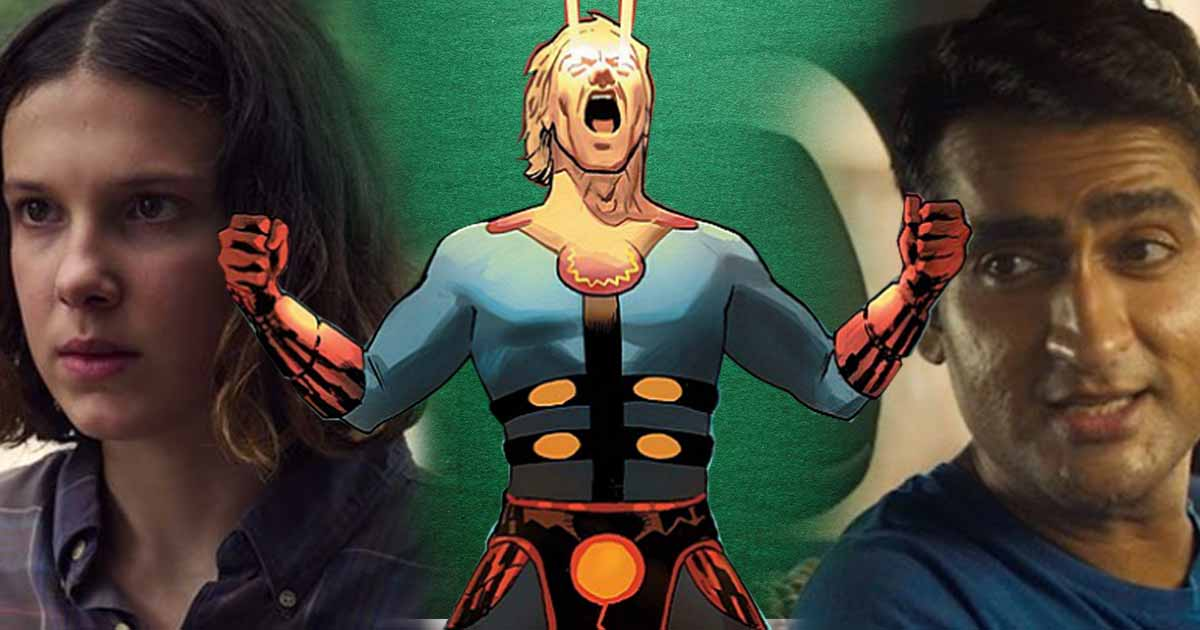 Photo of The Eternals – Millie Bobby Brown & Kumail Nanjiani Address Their Casting Rumors