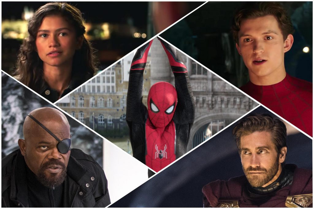Spider-Man: Far From Home Hulk's Snap