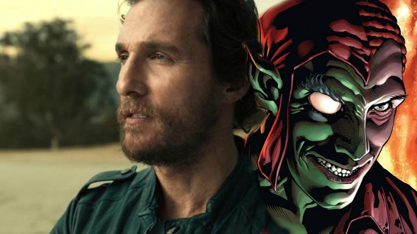 Photo of Marvel is Reportedly Eyeing Matthew McConaughey to Play an Upcoming MCU Villain
