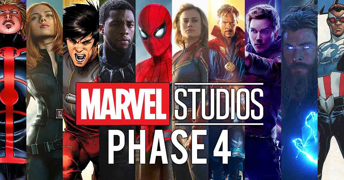 Photo of MCU Phase 4 Which Will Include These Movies And Shows in the Multiverse