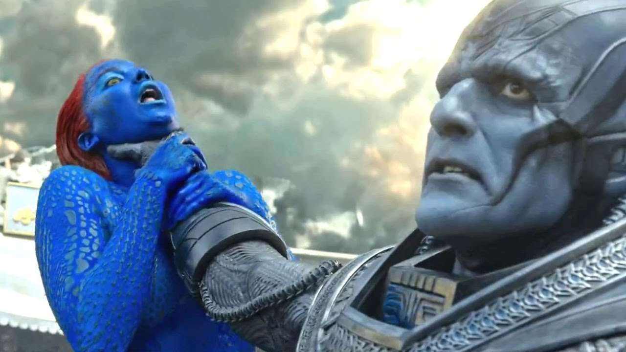 Photo of Science Explains Why Some X-Men Mutants are Blue