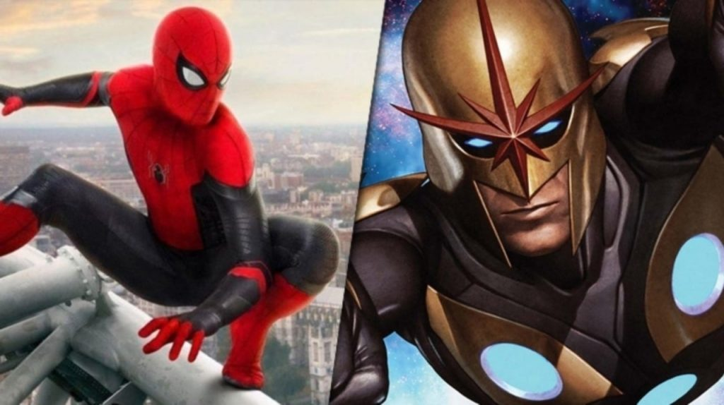 Far From Home Hinted Nova Movie
