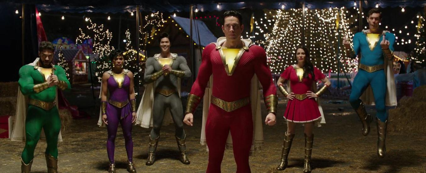 Photo of Shazam! Alternate Ending Scene With Shazam Family Revealed
