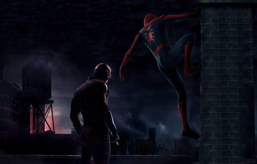 Marvel Daredevil Defenders MCU