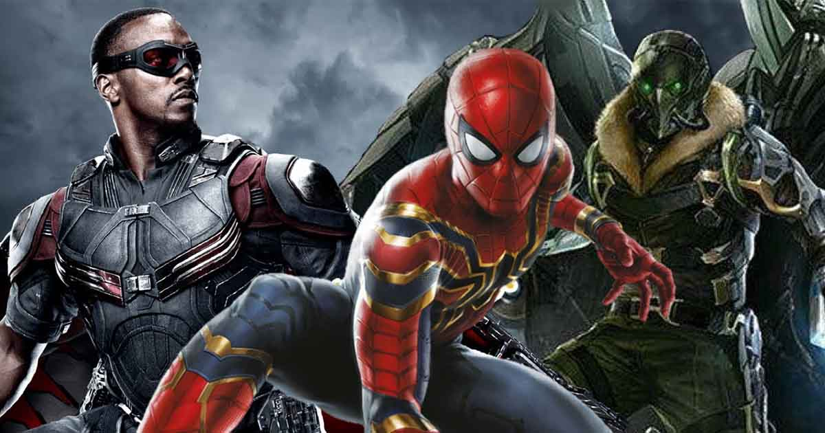 Photo of Spider-Man 3 May Bring a New Vulture or a New Falcon into the MCU