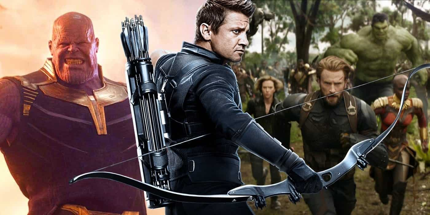 Photo of Avengers: Infinity War Writers And Directors Finally Explain Hawkeye's Absence