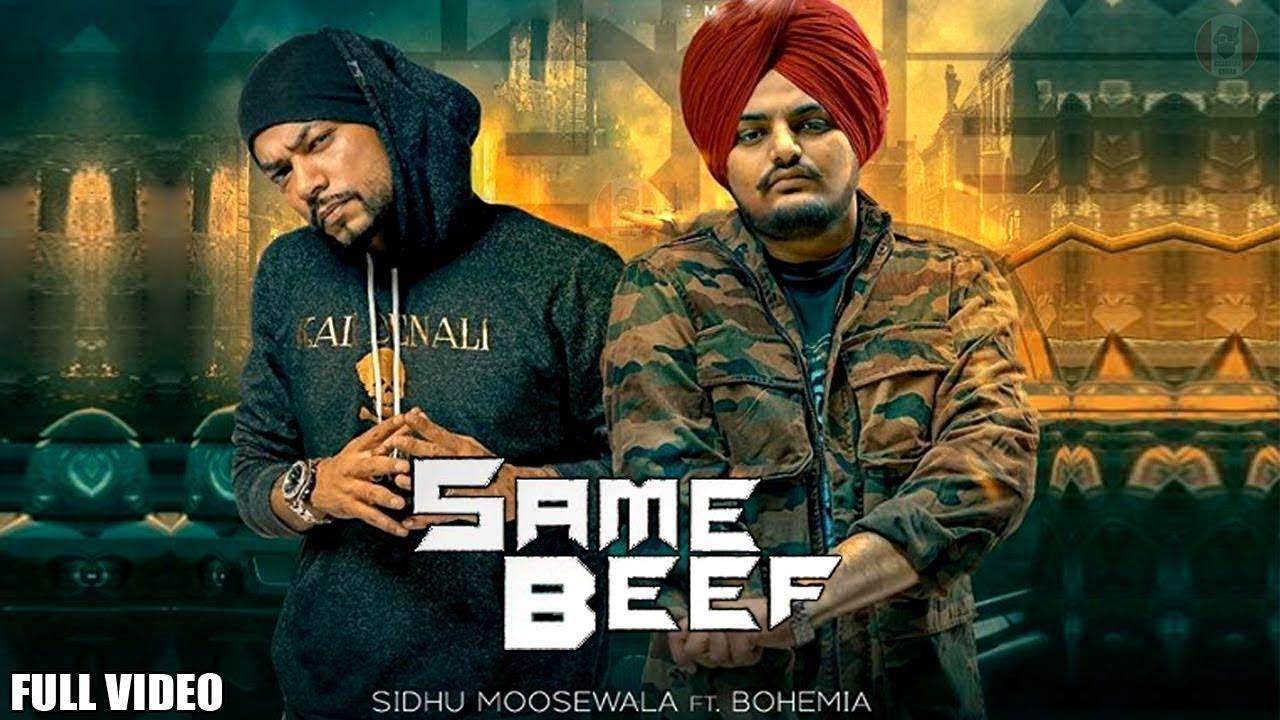 Same Beef Sidhu Moose Wala Mp3 Download Mr Jatt