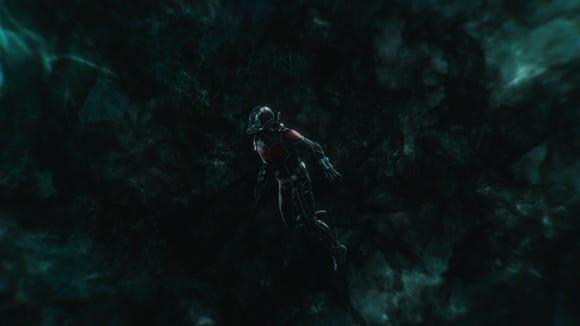 Tony Stark Funeral Endgame Ant Man Character