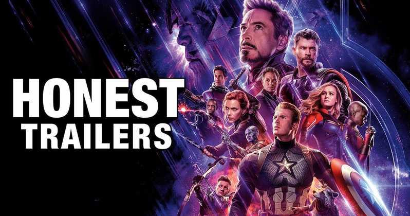 Avengers: Endgame Honest Trailers