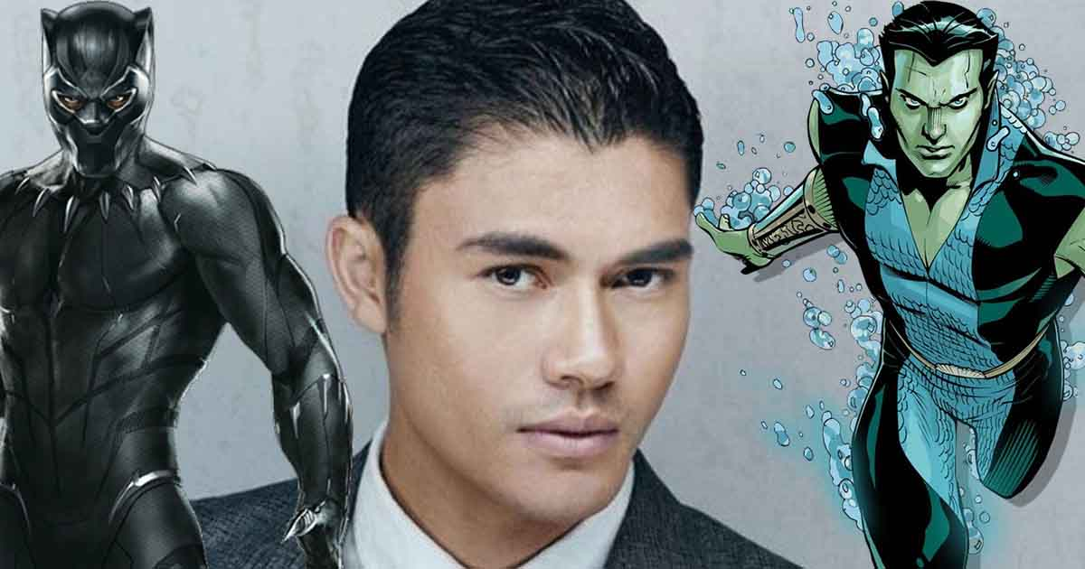 Photo of Black Panther 2 Reportedly Eying Crazy Rich Asians Star for the Villain Namor
