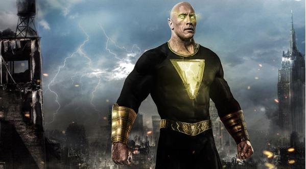 Black Adam Begin in 2020 & Hawkman Will Appear