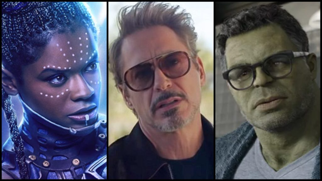 Avengers: Endgame The Smartest Avenger