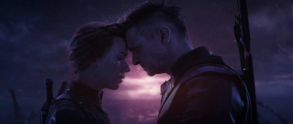 Avengers: Endgame Theory Nebula Gamora