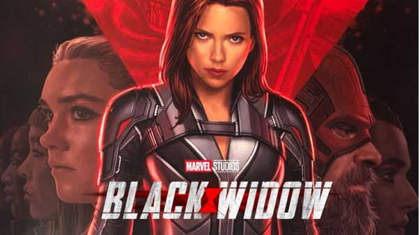 Captain America Stories Will Be Used in Black Widow