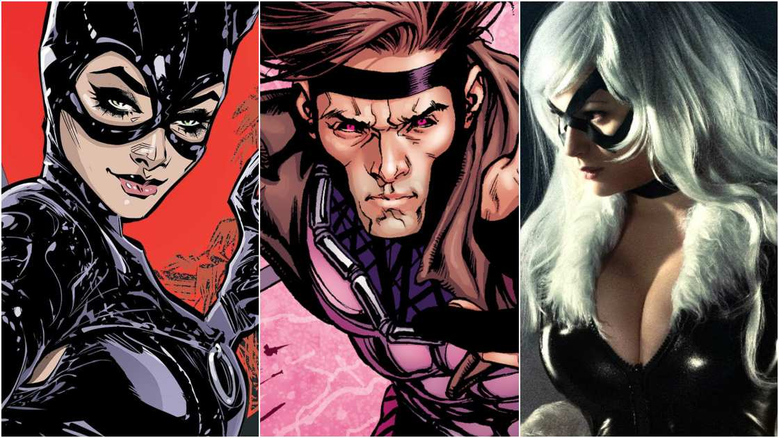 Greatest Thieves From The Comic Books