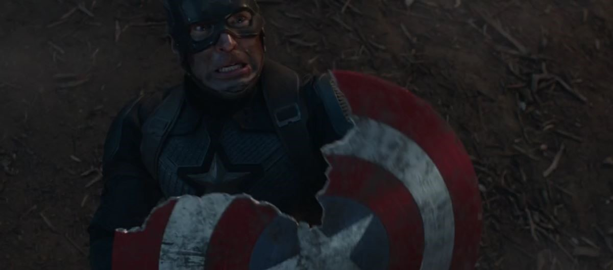 Photo of Avengers: Endgame – Thanos Almost Broke Cap's Shield With His Bare Hands