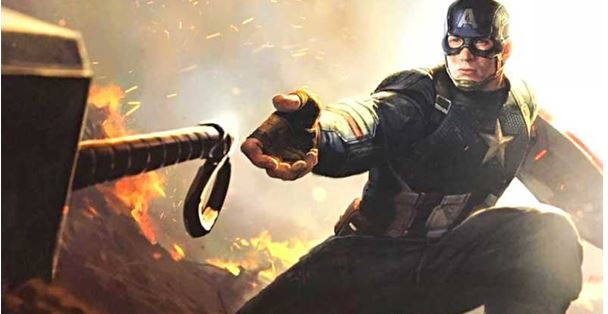 Deleted Captain America Mjolnir Scene Revealed