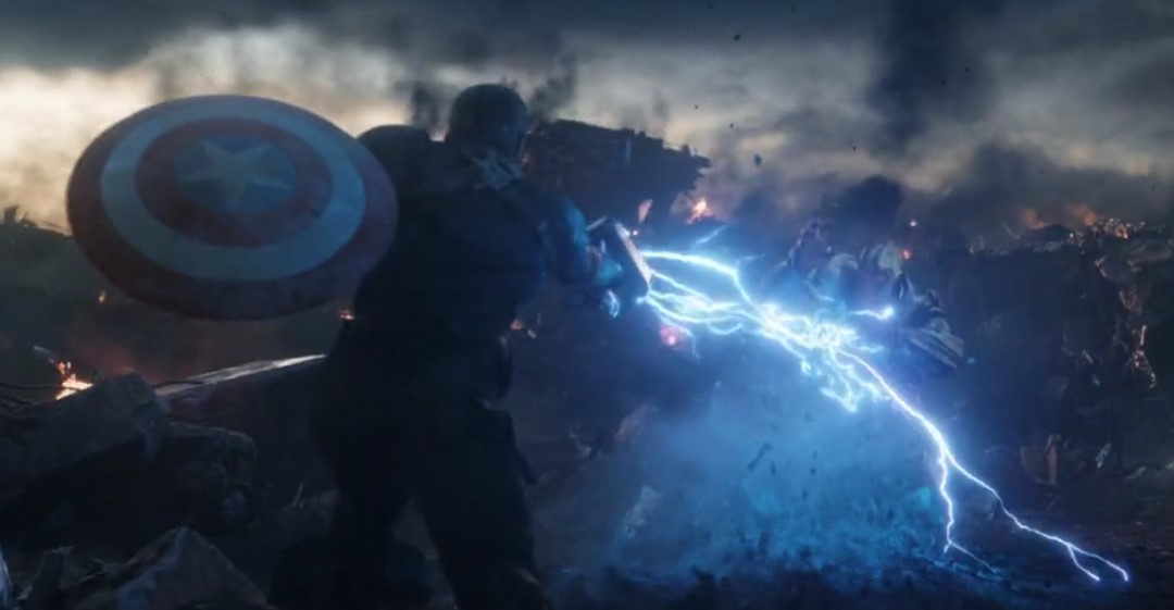 Photo of Captain America Almost Defeated Thanos Alone in Avengers: Endgame