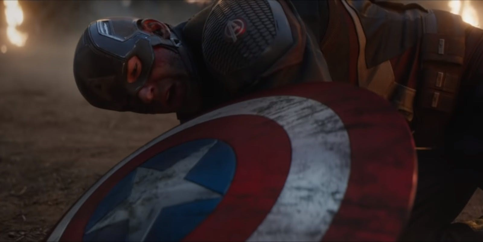 Photo of Avengers: Endgame – Captain America's Shield Surprisingly Fixes Itself During Final Battle