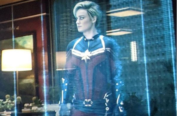 Next MCU Appearance of Captain Marvel