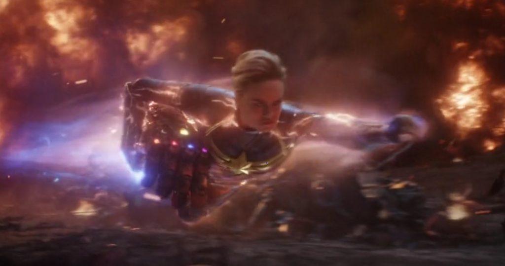 Captain Marvel Vs. Jane Foster Thor