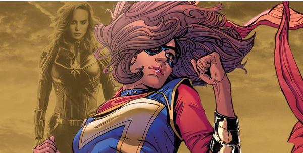 Next MCU Appearance of Captain Marvel
