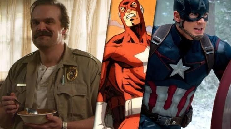 Russian Captain America