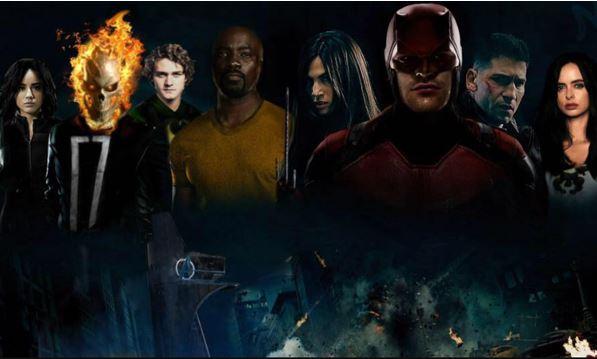 Marvel Marvel Television Shows Disney+