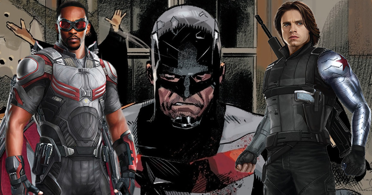 Photo of 'The Falcon & The Winter' Soldier Has Cast The Third Captain America of MCU