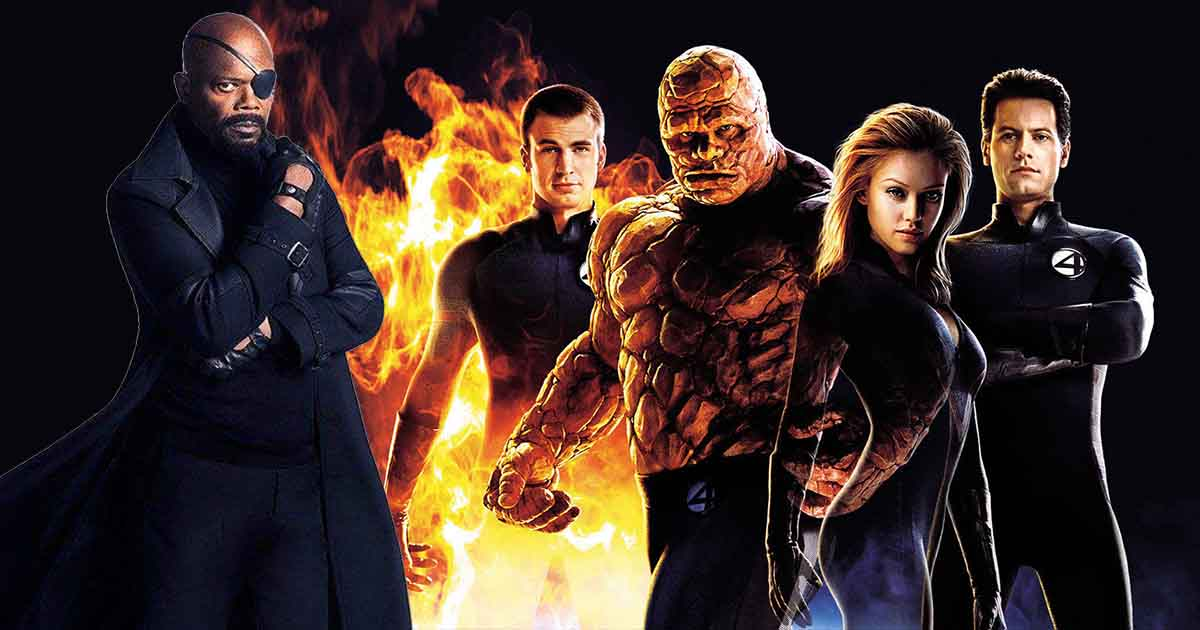 Photo of Fox Would Have Introduced Nick Fury in Fantastic Four 2 if it Wasn't for Marvel