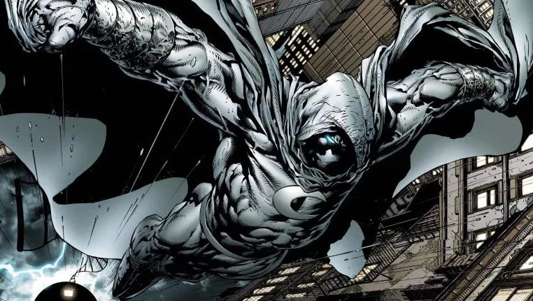 Facts About Moon Knight Moon Knight References in 2 Captain America Movies